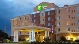 Buitenaanzicht Holiday Inn Express & Suites PETERSBURG-FORT LEE