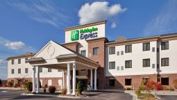 Exterior view Holiday Inn Express & Suites ROLLA - UNIV OF MISSOURI S&T