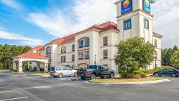 Exterior view Comfort Inn & Suites Savannah Airport