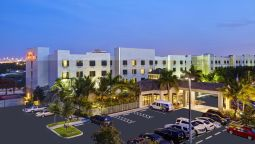 Exterior view Hilton Garden Inn West Palm Beach Airport