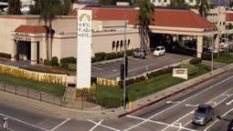 AIRTEL PLAZA HOTEL - Burbank (Los Angeles, California)