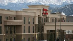 Buitenaanzicht Hampton Inn - Suites Colorado Springs-Air Force Academy-I-25