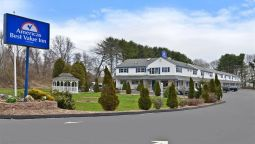 Exterior view Americas Best Value Inn-Stonington/Mystic