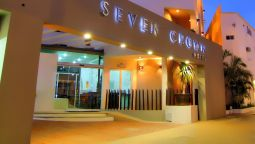 Exterior view Seven Crown Express & Suites Cabo San Lucas