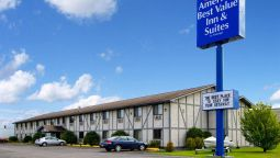 Exterior view AMERICAS BEST VALUE INN