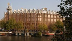 Exterior view Grand Hotel Amrâth Amsterdam