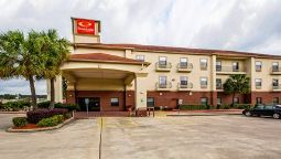 Exterior view Econo Lodge Inn & Suites Beaumont