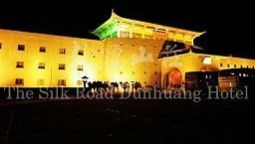 Exterior view The Silk Road Dunhuang Hotel