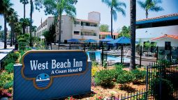 WEST BEACH INN  A COAST HOTEL - Santa Barbara (California)