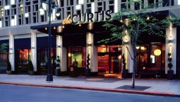 Buitenaanzicht the Curtis Denver - a DoubleTree by Hilton Hotel