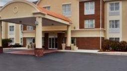 Exterior view Holiday Inn Express ALPHARETTA - ROSWELL