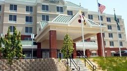 Buitenaanzicht COUNTRY INN SUITES BWI AIRPT