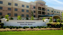 Exterior view Courtyard Mississauga-Airport Corporate Centre West