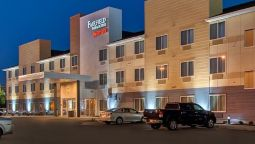 Exterior view Fairfield Inn & Suites Fort Worth I-30 West Near NAS JRB