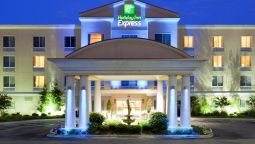 Buitenaanzicht Holiday Inn Express & Suites CONCORD