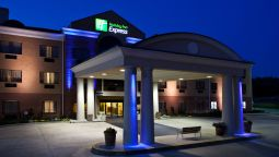 Exterior view Holiday Inn Express CLANTON