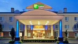 Buitenaanzicht Holiday Inn Express & Suites WOODHAVEN