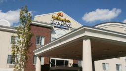 Exterior view Holiday Inn Express & Suites WOODHAVEN