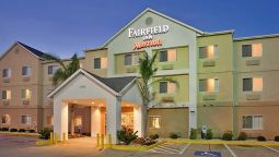 Buitenaanzicht Fairfield Inn Texas City