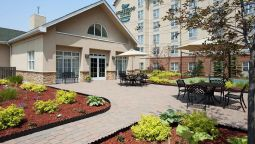 Exterior view Homewood Suites by Hilton Toronto-Mississauga