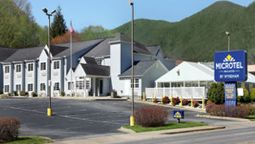 Exterior view MICROTEL MAGGIE VALLEY