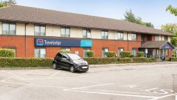 Exterior view TRAVELODGE NOTTINGHAM TROWELL M1