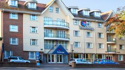 Exterior view TRAVELODGE BOURNEMOUTH
