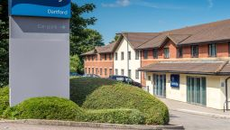 Buitenaanzicht TRAVELODGE DARTFORD
