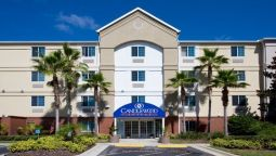 Exterior view Candlewood Suites LAKE MARY