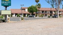 Buitenaanzicht Quality Inn Wickenburg