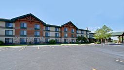 Exterior view Best Western Plus Sidney Lodge
