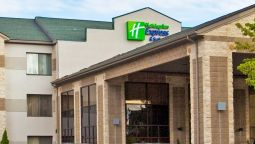 Buitenaanzicht Holiday Inn Express & Suites GRAND RAPIDS AIRPORT