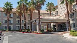 Exterior view EXTENDED STAY AMERICA LAS VEGA