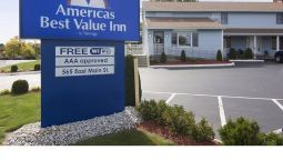 AMERICAS BEST VALUE INN - North Branford (Connecticut)
