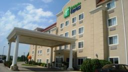 Exterior view Holiday Inn Express EVANSVILLE - WEST
