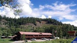 Exterior view First Inn of Pagosa