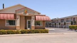 Exterior view Super 8 Motel Red Bluff