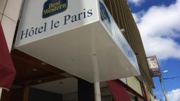 Exterior view BEST WESTERN LE PARIS