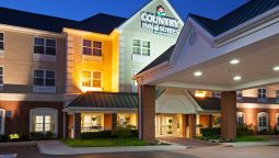 Exterior view COUNTRY INN STES KNOXVILLE W