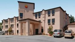 Exterior view Comfort Inn Franklin