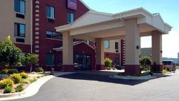 Exterior view Comfort Suites South