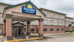 Buitenaanzicht DAYS INN SUITES MORRIS
