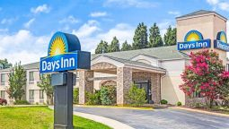 Exterior view DAYS INN SALISBURY