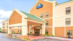 Buitenaanzicht DAYS INN SUITES HARVEY IL