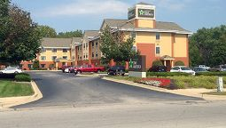 Buitenaanzicht EXTENDED STAY AMERICA LANSING