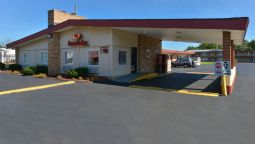Exterior view Econo Lodge East Hartford