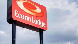 Exterior view Econo Lodge Sharon