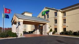 Exterior view Holiday Inn Express & Suites CROSSVILLE