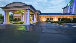 Buitenaanzicht Holiday Inn Express & Suites CHRISTIANSBURG