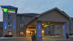 Buitenaanzicht Holiday Inn Express GREENSBURG